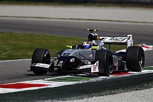Formula V8 3.5 Race report Stevens back on podium at Spa-Francorchamps