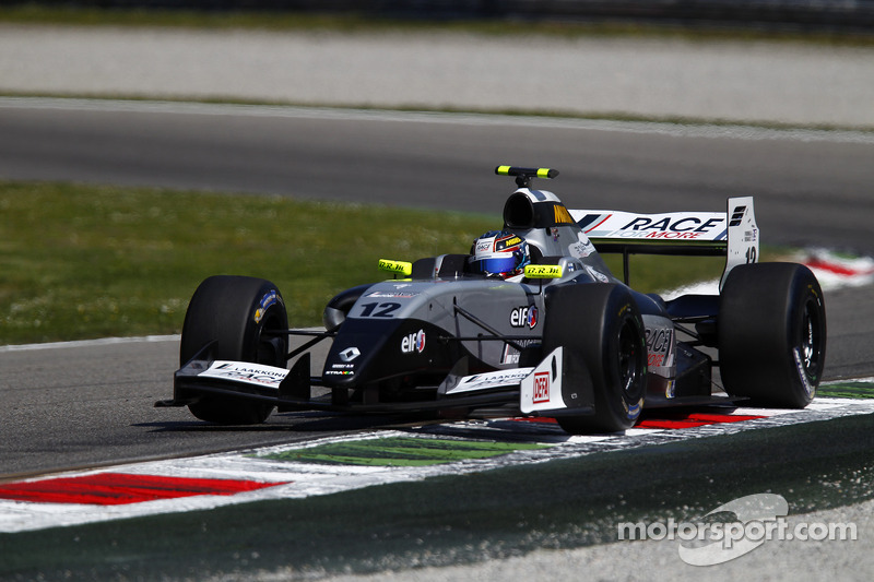 Stevens back on podium at Spa-Francorchamps