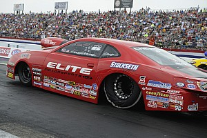 NHRA Race report Enders-Stevens officially the quickest and fastest of NHRA's Pro Stock class
