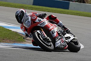 World Superbike Practice report Sepang: Positive start for the Bimota Alstare team at new track