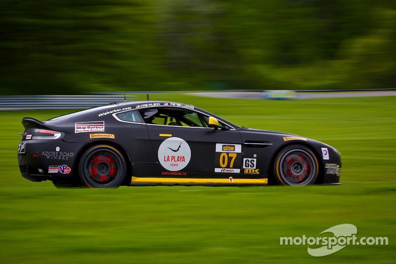 CTSCC at Kansas: Aston Martin takes pole!