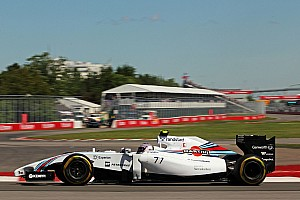 Formula 1 Qualifying report Bottas qualifies fourth and Massa fifth after a strong day in Montreal
