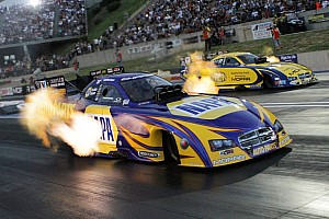 NHRA Preview Ron Capps spends his off weekend from racing -- racing