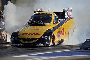 NHRA Preview Del Worsham taking a 10,000-horsepower bullet to Thunder Valley