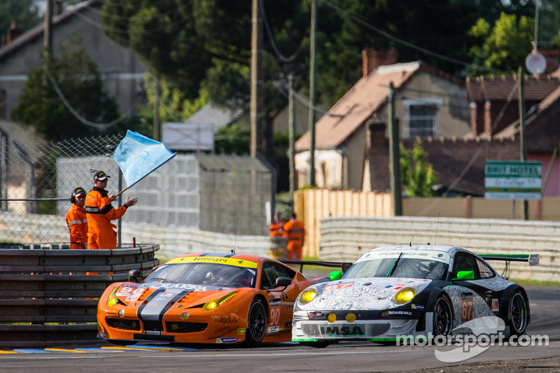 8Star running strong in 82nd Le Mans 24Hrs as it reaches the six-hour mark