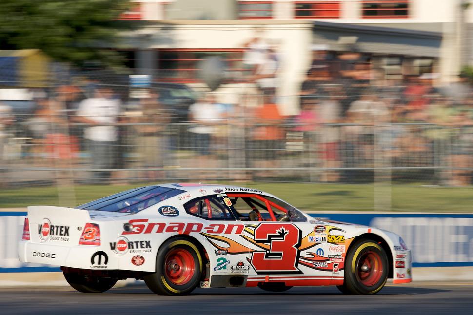 NASCAR Canada: Jason Hathaway emerges with Budweiser 300 victory
