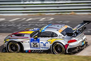 Endurance Race report Strong start for Marc VDS in the Eifel