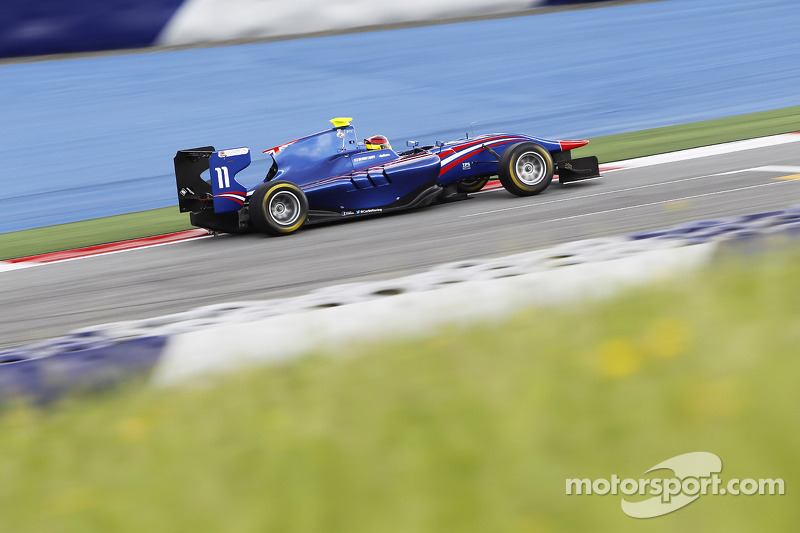 Bernstorff bags Carlin's second win in Spielberg
