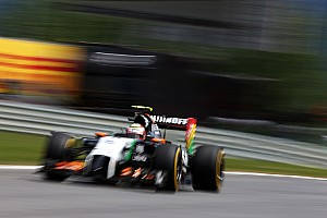 Formula 1 Race report Sahara Force India scored ten points in today's Austrian GP