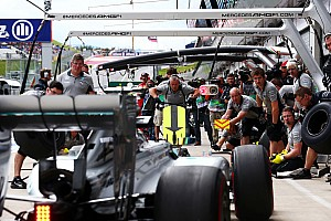 Formula 1 Breaking news Mistakes cost Hamilton, rivalry hurting Mercedes