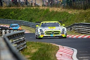 Endurance Race report Primat survives Green Hell with seventh on Nurburgring 24 Hours debut