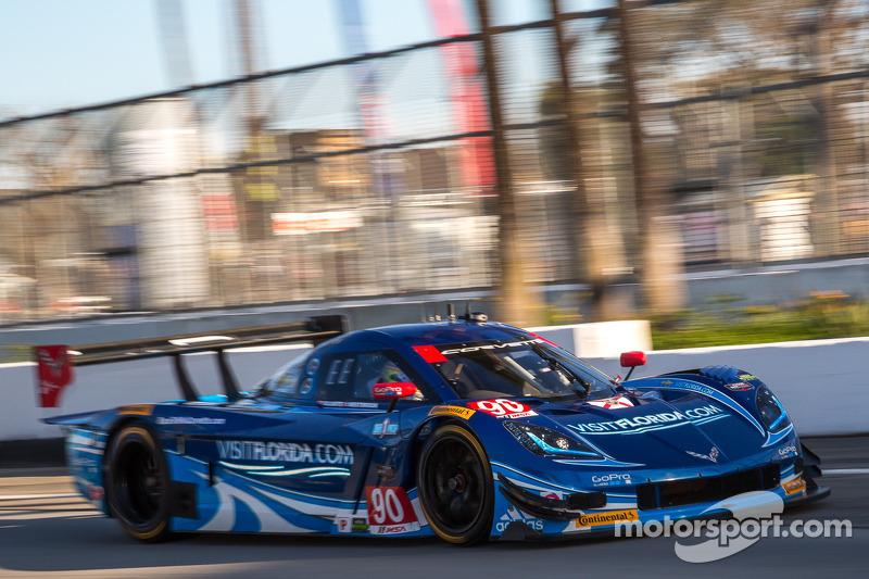 Corvette Daytona Prototypes are ready to take on the Glen