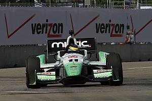 IndyCar Preview KVSH Racing driver Sebastien Bourdais returns to racing after two week break