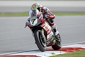 World Superbike Breaking news The Ducati Superbike Team prepares to race in Portugal this weekend