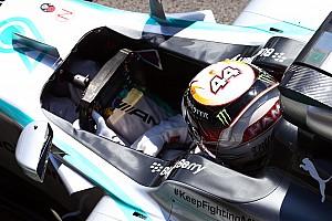 Formula 1 Breaking news Hay fever and leaking oil spoil Hamilton momentum
