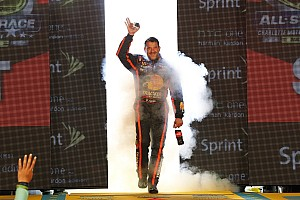 NASCAR Cup Preview Tony Stewart: It's good to be good