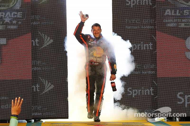 Tony Stewart: It's good to be good