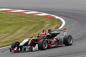 F3 Europe Race report Ocon back on top in Moscow