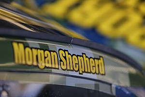 NASCAR Cup Commentary News flash! Morgan Shepherd is old. Get over it.