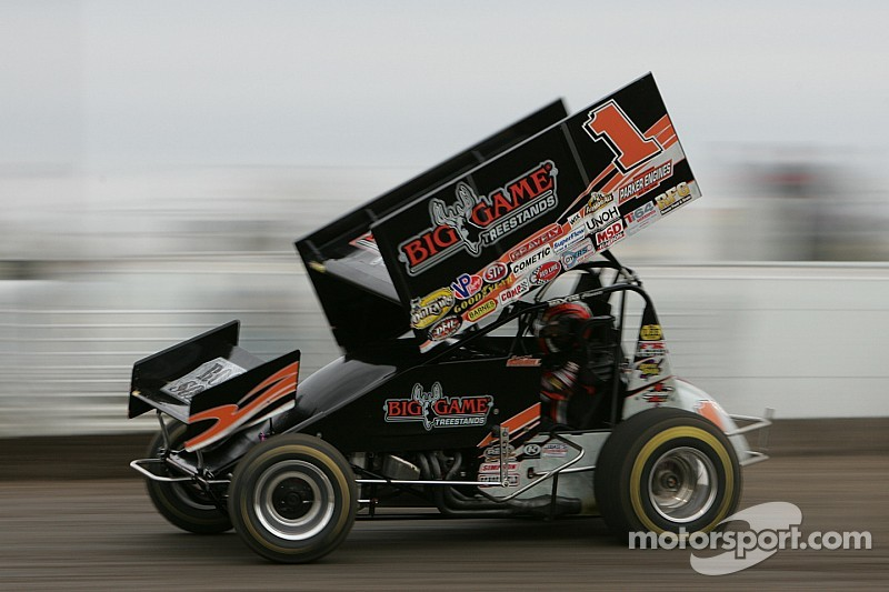Sammy Swindell wins 'Knight Before the Kings Royal' at Eldora