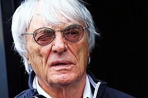 Formula 1 Breaking news Ecclestone plays down London GP hopes