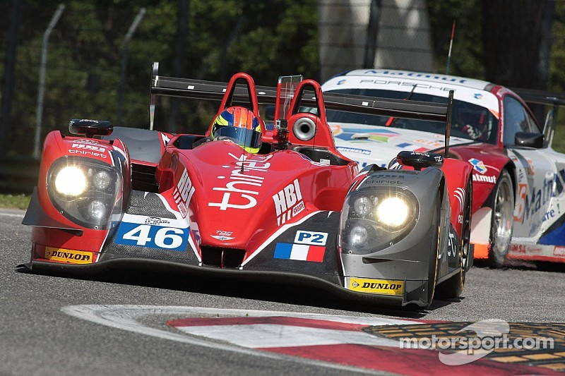 The Championship battles are raging in the European Le Mans Series