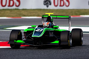 GP3 Practice report Stanaway sets the pace at Hockenheim