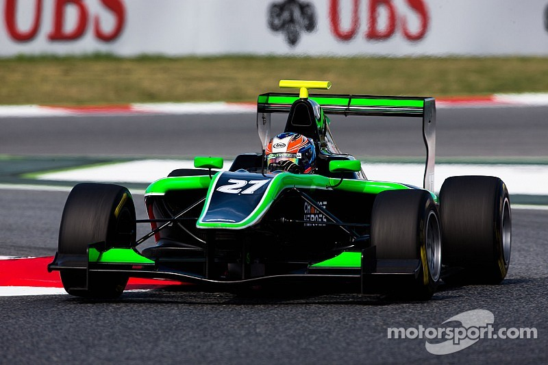 Stanaway sets the pace at Hockenheim