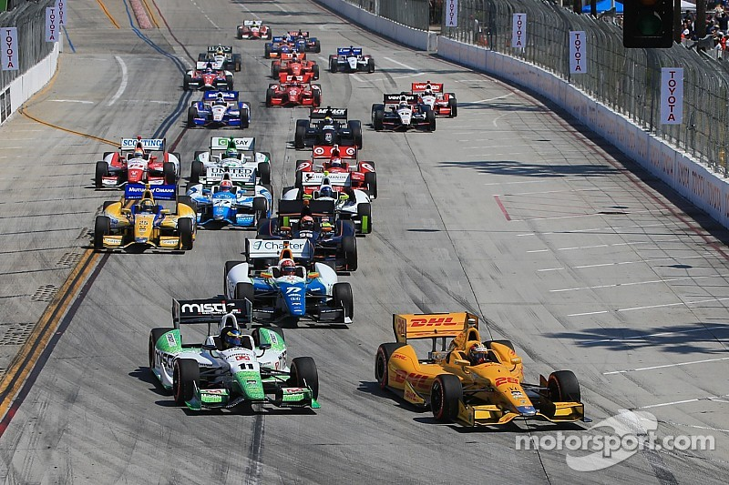 Honda Indy Toronto pre-race quote sheet
