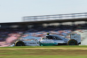 Formula 1 Qualifying report Mercedes' Rosberg secures his fifth pole position of the season at Hockenheim