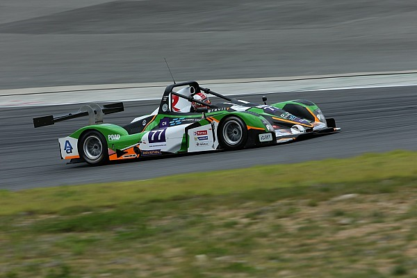 Asian Le Mans Craft-Bamboo Racing collects maximum points at Asian Le Mans Series season opener