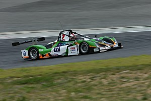 Asian Le Mans Race report Craft-Bamboo Racing collects maximum points at Asian Le Mans Series season opener