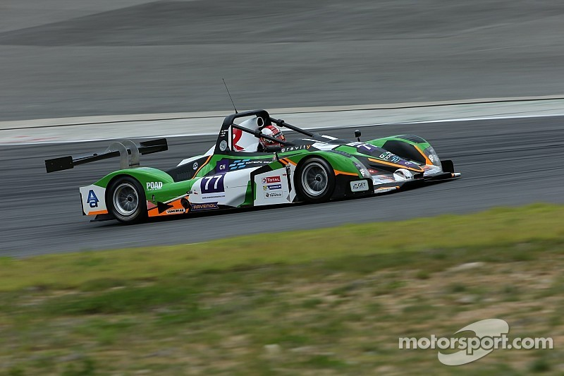 Craft-Bamboo Racing collects maximum points at Asian Le Mans Series season opener