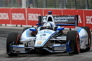 IndyCar Race report Team Penske Toronto race review