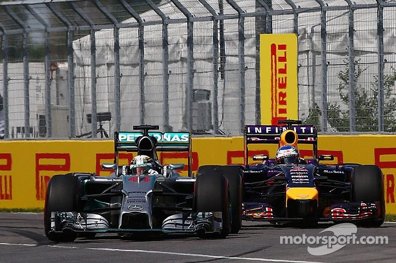 Lewis Hamilton and Sebastian Vettel will move soon - Villeneuve