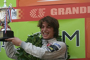 F3 Race report Roberto Merhi takes two wins in British F3