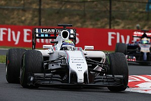 Formula 1 Race report Williams scores points with both cars in an eventful Hungarian GP