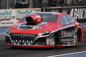 NHRA Race report HEMI-powered runner-up finish for Gaines at NHRA Sonoma Nationals