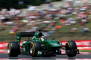 Formula 1 Breaking news Caterham vows to sue sacked F1 staff