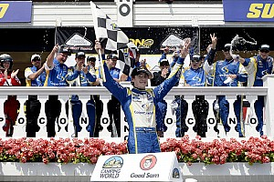 NASCAR Cup Breaking news Ryan Blaney to drive the No. 21 Wood Brothers Ford in 2015
