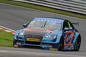 BTCC Race report First points mark significant BTCC milestone for Rotek Racing