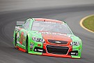 Early incident spoils Danica's day at Pocono