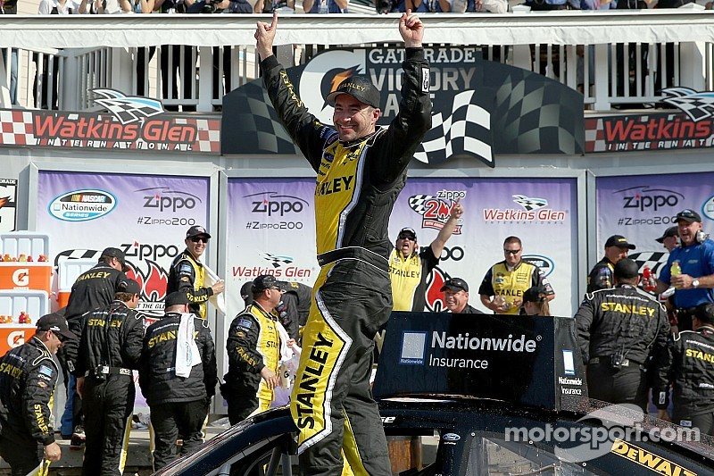 Ambrose dominates Nationwide race at Watkins Glen