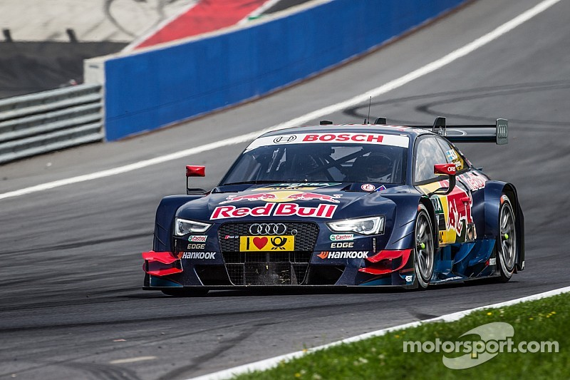 In eager anticipation of DTM classic in the Eifel