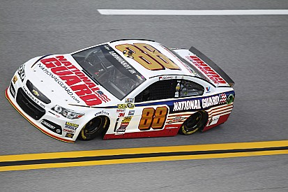 The National Guard leaving NASCAR - They made the right decision