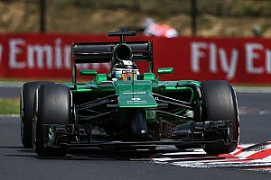 Formula 1 Breaking news Albers not denying Caterham to axe 'double nose'