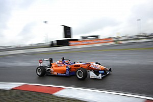 F3 Europe Race report Lucas Auer claims the winner's trophy at the Nürburgring