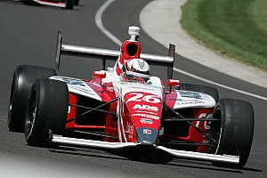 Indy Lights Race report Indy Lights title chase tightens as Veach takes win