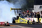 Morgan Lucas wins Top Fuel at Brainerd