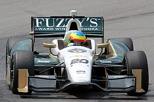IndyCar Preview Conway, Carpenter hope to steal another one from the big boys